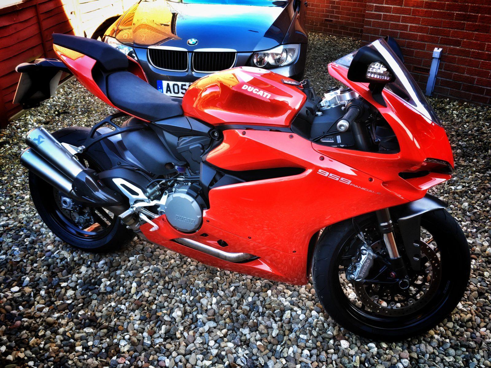 Ducati 959 Panigale