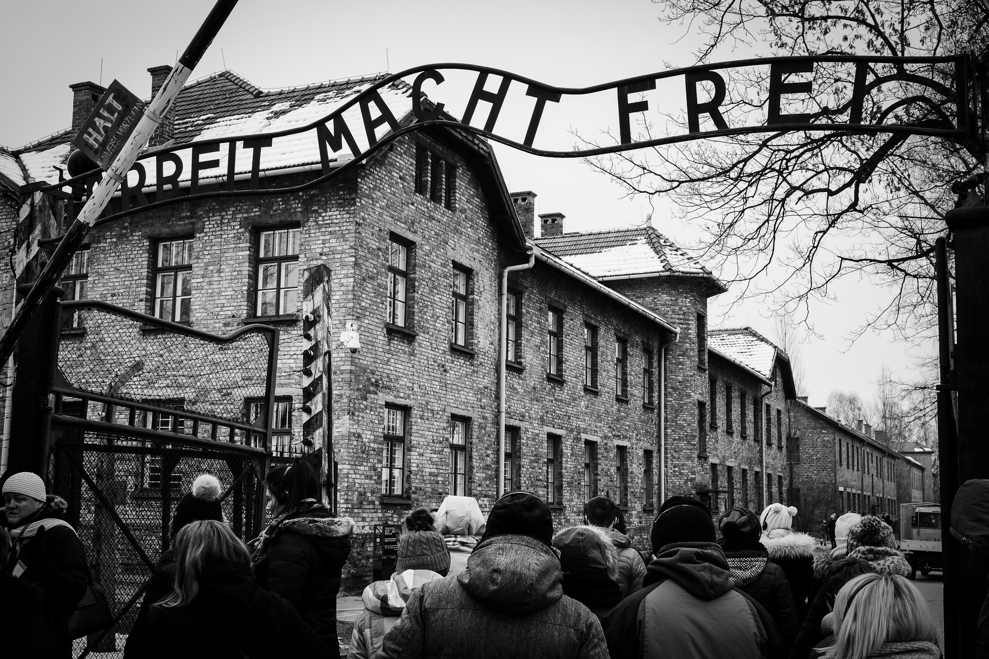 Visit To Auschwitz and Birkenau